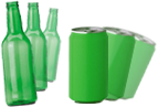 Cans, Glass & Bottle Recycling